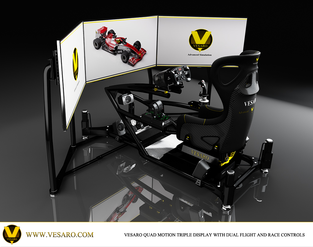 flight simulator chair motion chairs for bedrooms july  2013 vesaro