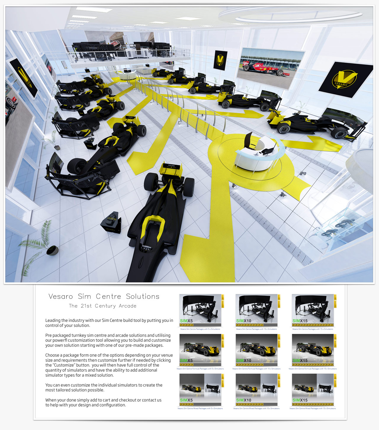 racing simulator chair plans study with attached table vesaro sim centre solutions
