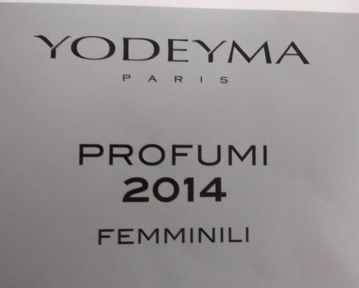 Imitazione di profumi famosi gratis: YODEYMA (for her)