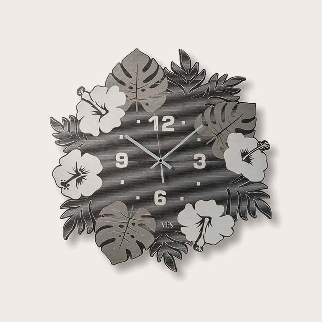 Orologio moderno rotondo da parete muro soggiorno volano design arti e mestieri. Orologi Da Parete Ves Belli Come Quadri