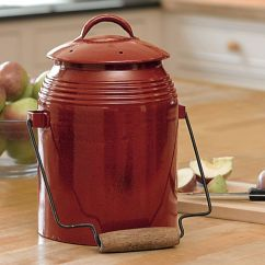 Kitchen Crock Knives For Sale Rustic Compost And Accessories Tools Reviews