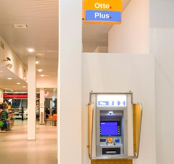 OttoPlus-automaatti Veskassa!