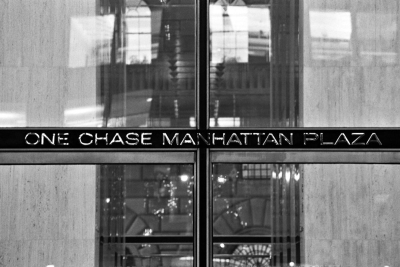 chase manhattan plaza