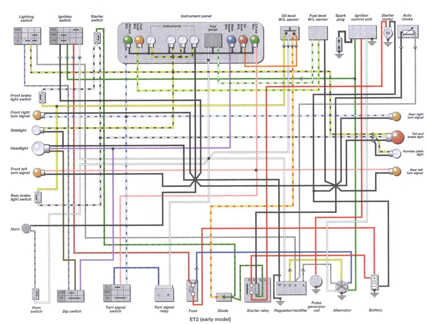 Vespa Vo Wiring Diagram | Wiring Diagram on