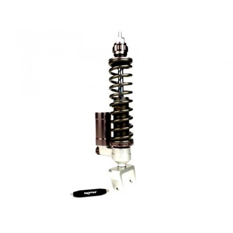 Rear shock absorber BGM PRO SC/R12 COMPETITION, 330mm