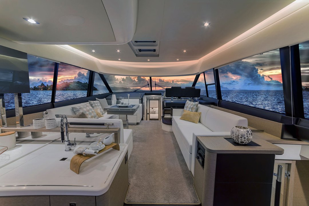 Interior Speakers for Yacht