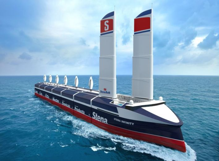 Stena Bulk unveils decarbonisation plan to become net zero emissions business by 2050