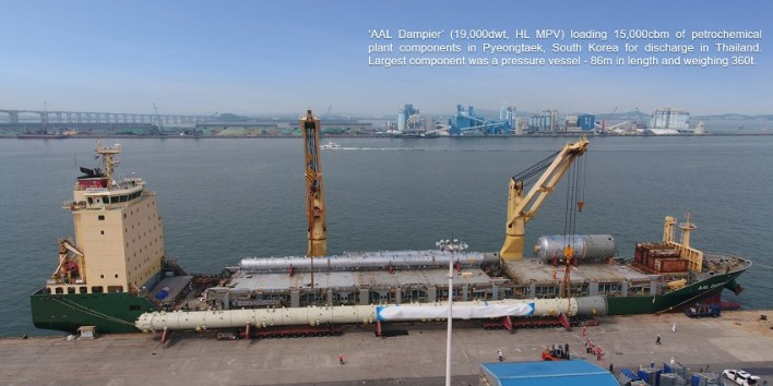 AAL Shipping appointed 'Wallem Korea' as New S-Korea commercial representative AAL Shipping (AAL) has appointed local Busan-based multipurpose and project heavy lift specialist, Wallem Korea, as its exclusive commercial and port agency representative in South Korea with immediate effect. The Agency is part of the Wallem Group, which was founded in 1903 and has an extremely well-established office network across Asia, offering world-class front-line shipping agency support to shipowners. Wallem Korea takes over AAL's South Korean representation from the carrier's own office that was based in Seoul. Christophe Grammare, AAL's Commercial Director explained, 'South Korea has always been integral to our operations and AAL has had a consistent representation in the market for over 10 years, serving the local multipurpose cargo shipping community with a wide range of flexible ocean transportation services. These include scheduled liner operations, regular trade lane sailings and tramp services that connect the region with key trading partners in Asia, Oceania, Middle East, Europe and the Americas.' He added, 'Wallem Korea has a strong reputation and experience within the South Korean market and will shortly be expanding its local physical network, so our ambitions to comprehensively grow this market are very much aligned. We are looking forward to working together to enhance our commercial presence and penetrate the local market further with our range of highly competitive multipurpose and project heavy lift cargo solutions.' Source: AAL