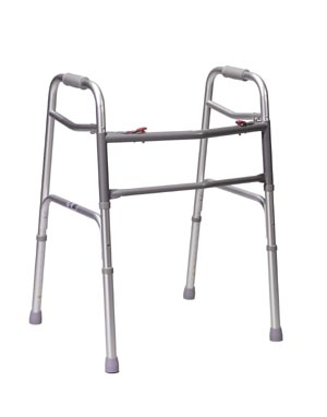 DRIVE MEDICAL 2 BUTTON WALKERS