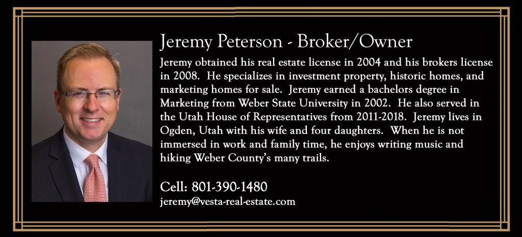 Vesta Real Estate Jeremy Peterson