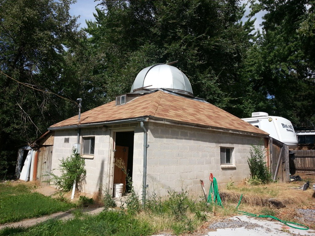 PHOTO OF THE DAY:  Historical WSU Observatory