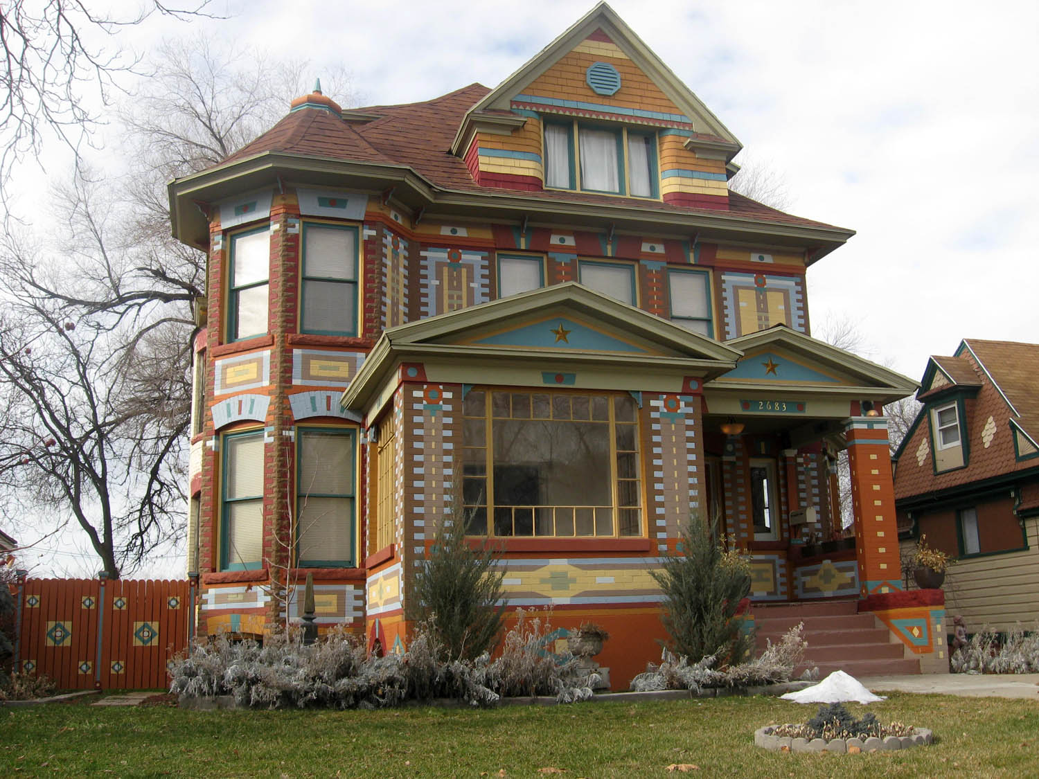 HISTORIC RESTORATION GRANT MONEY:  Ogden's Unit Reduction Program