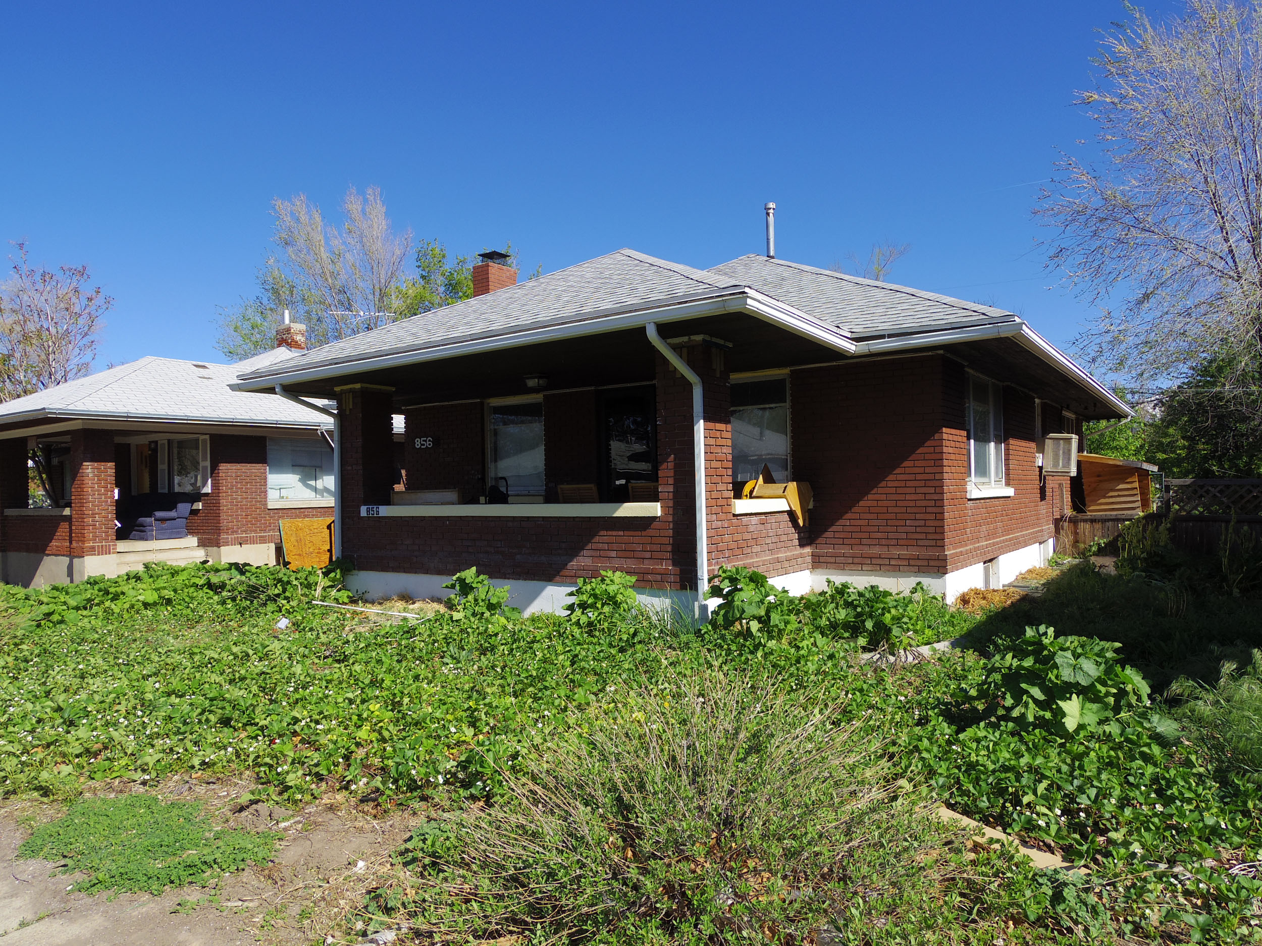 FOR SALE:  Classic 1920's Brick Bungalow