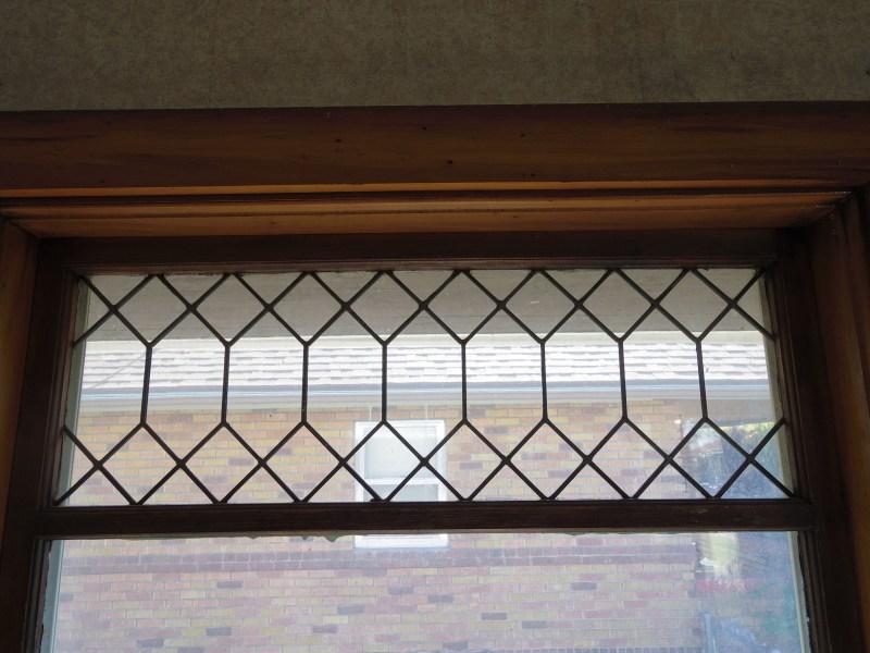 Lead Glass Window Ogden Utah