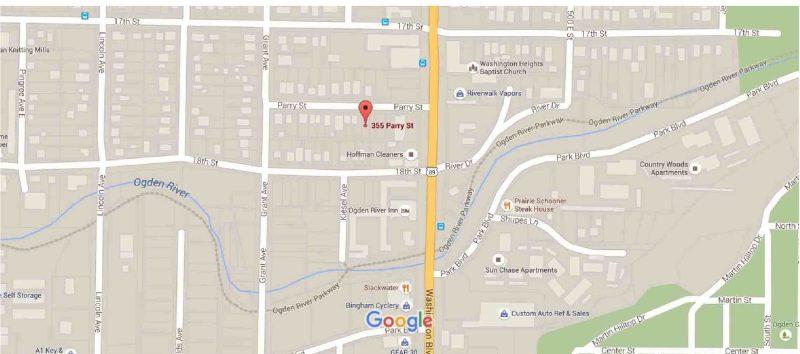 355 Parry St - Google Maps