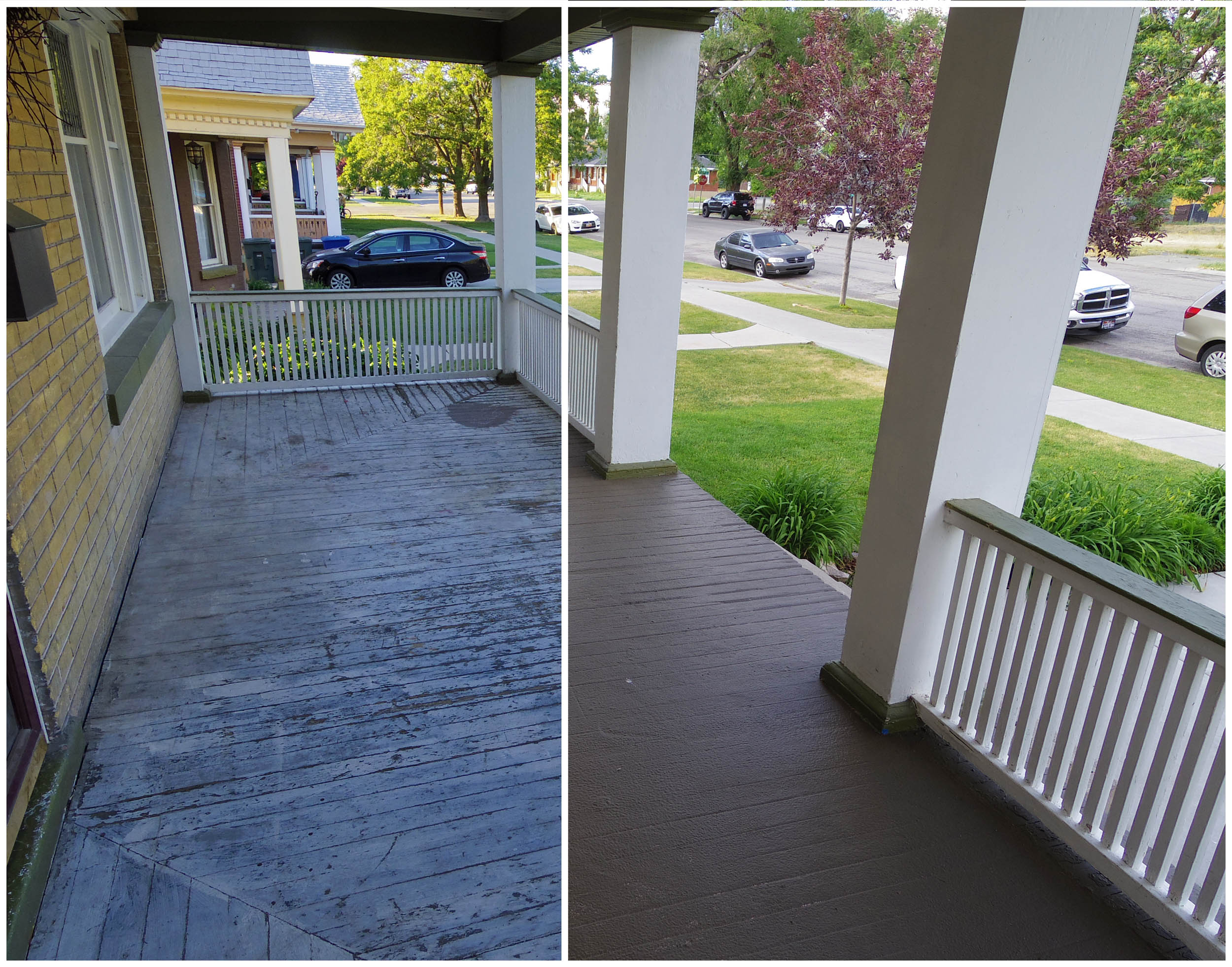 Historic Home Remodeling: Preserving And Re Coating Old Porch Decking