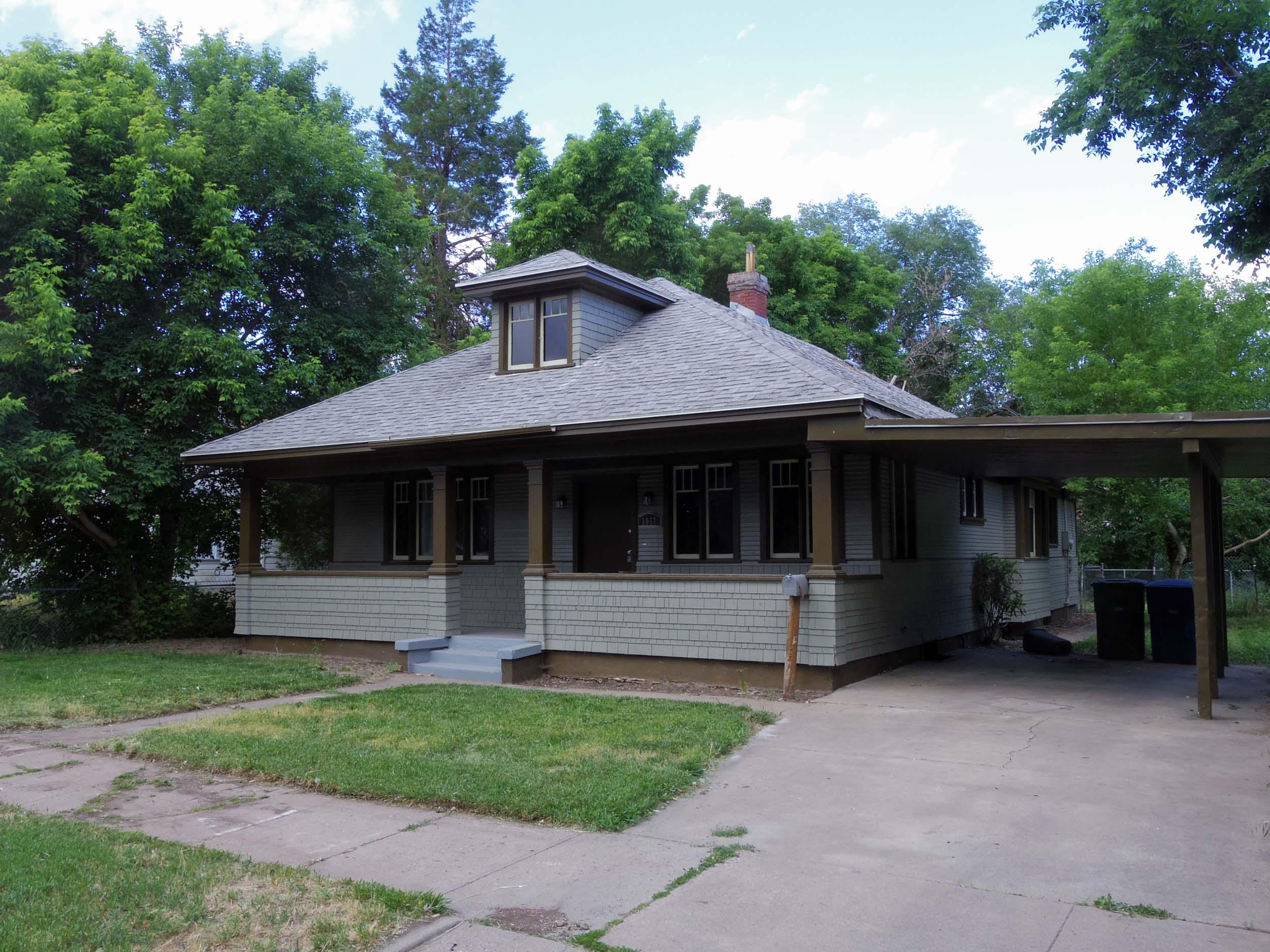 FOR SALE:  Classic Craftsman Era Home