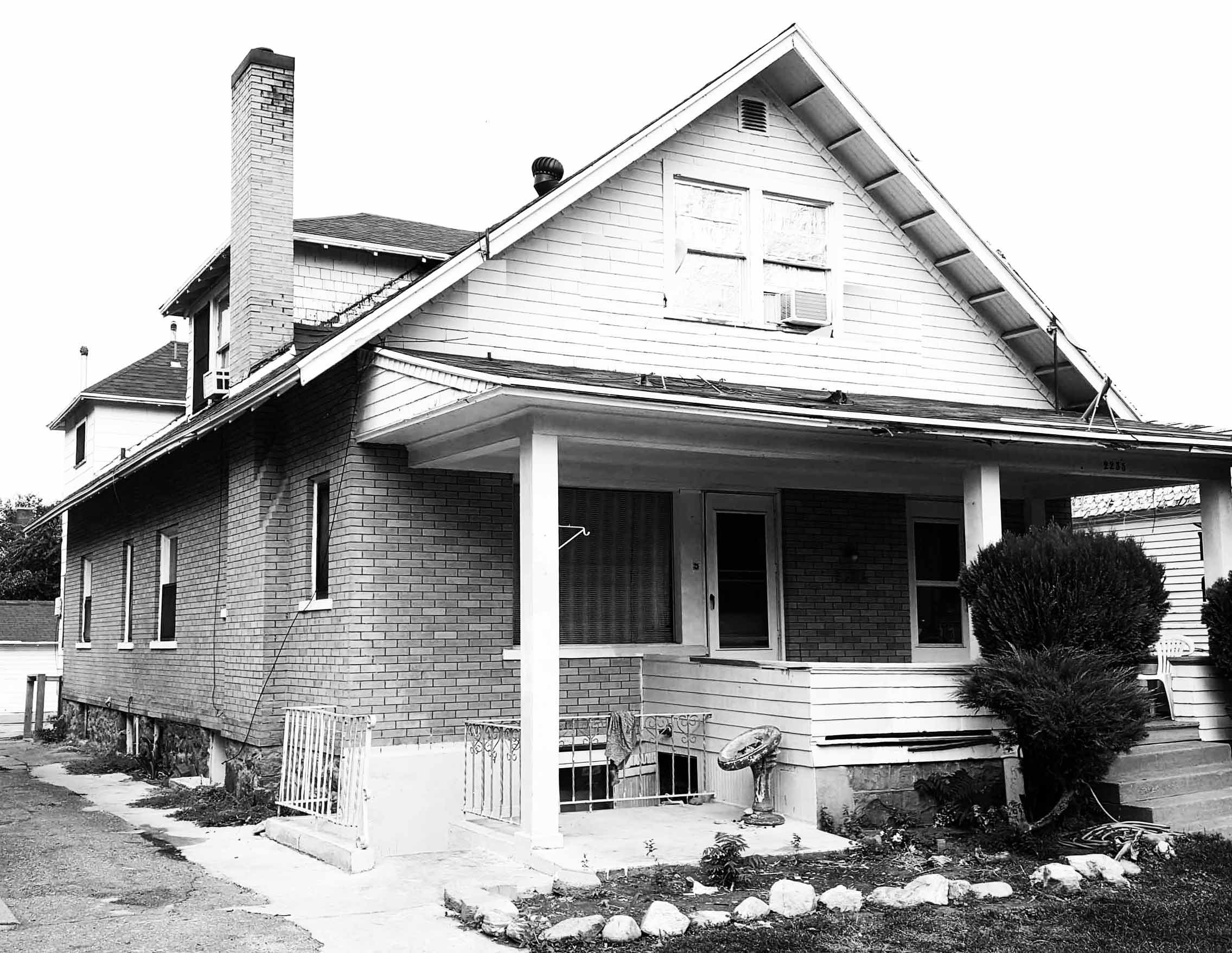 JUST SOLD!  Historic Craftsman Diamond in the Rough