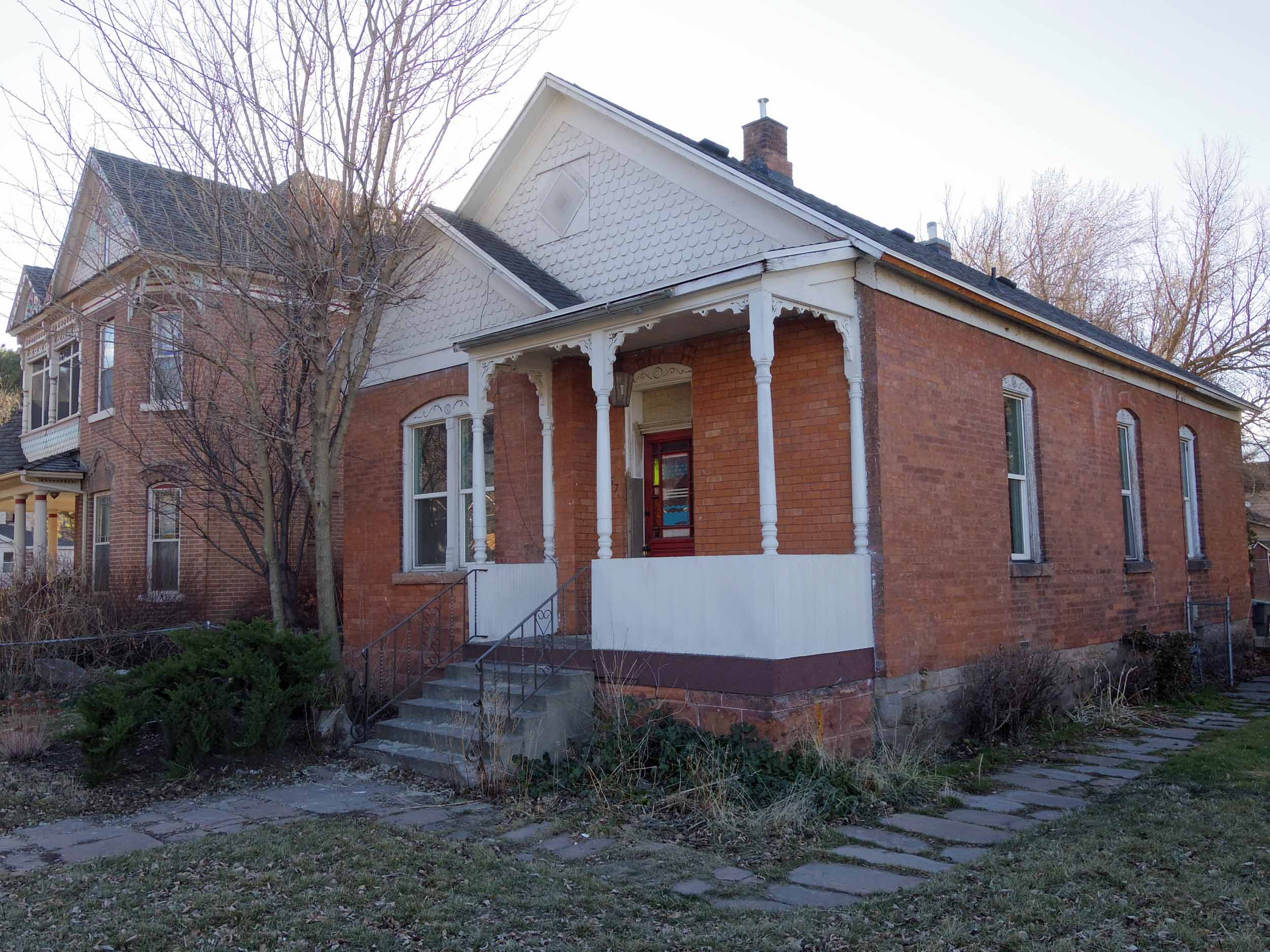 JUST SOLD! Historic Lorin Farr Park Victorian Home