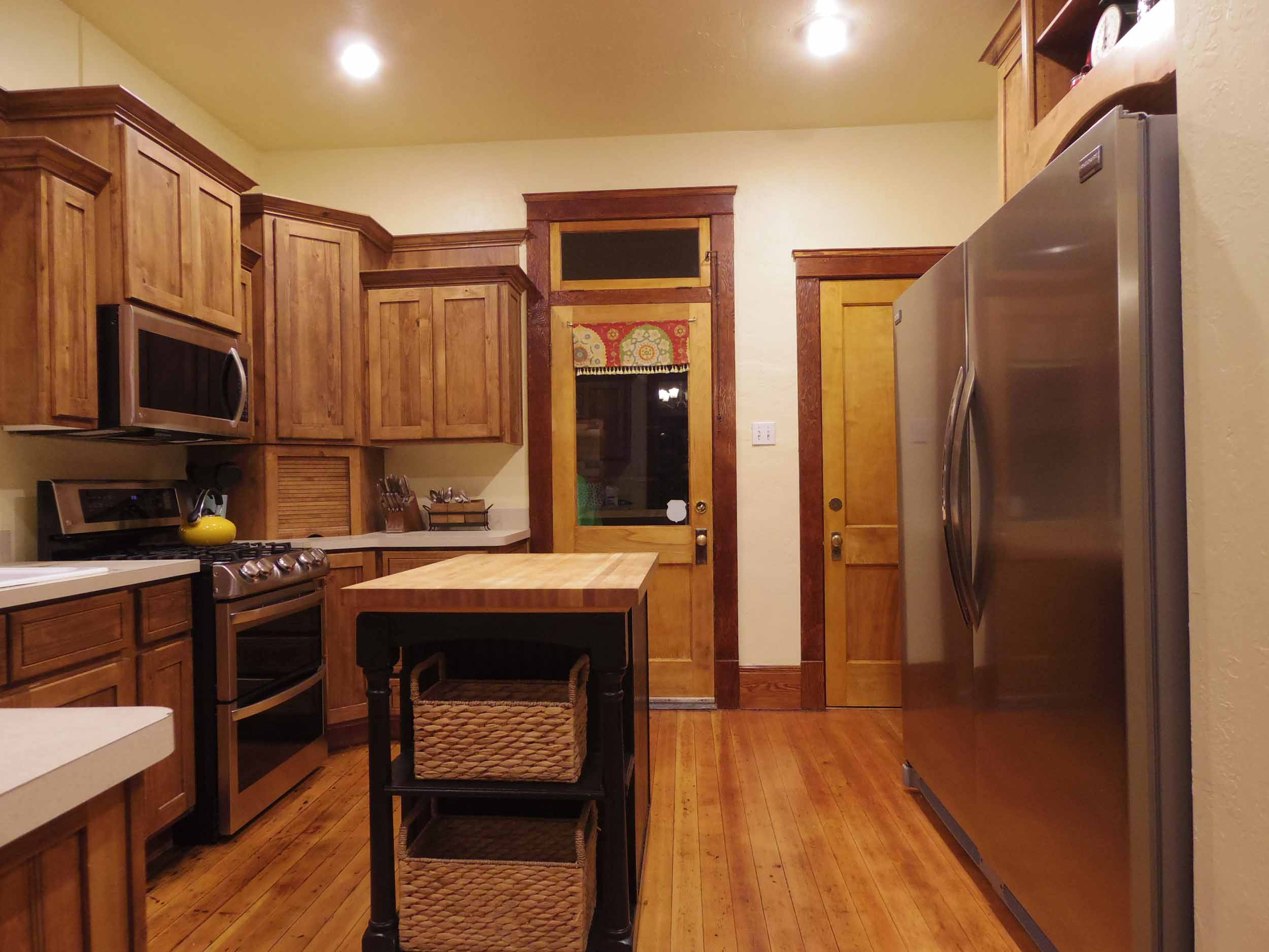 VIDEO:  MY OLD HOUSE – Ep. 4 – Classic Craftsman Kitchen Remodel