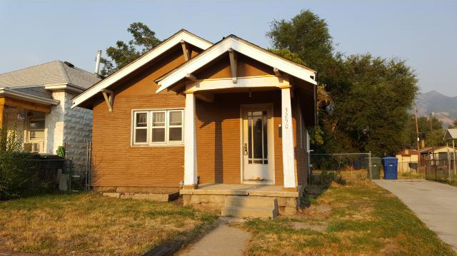 JUST SOLD! Tiny Craftsman House