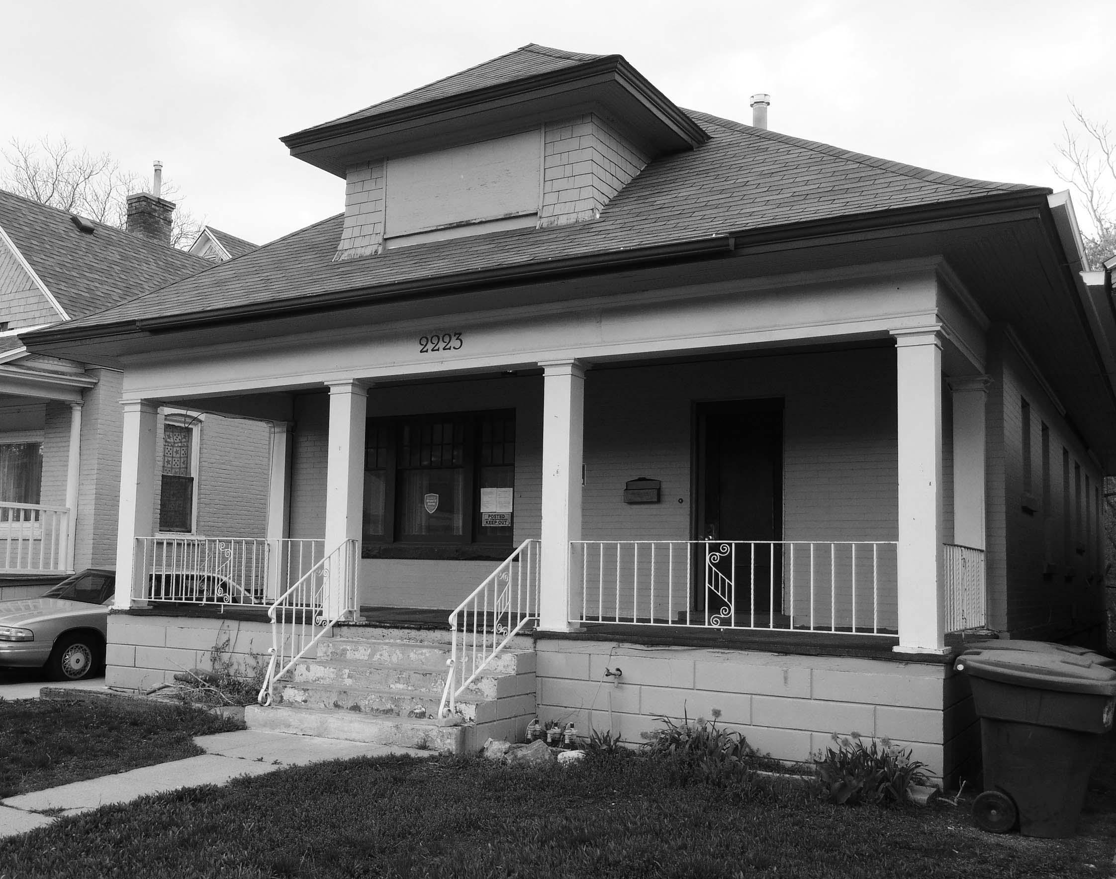 JUST SOLD!  Historic Ambrose P. Hibbs Home