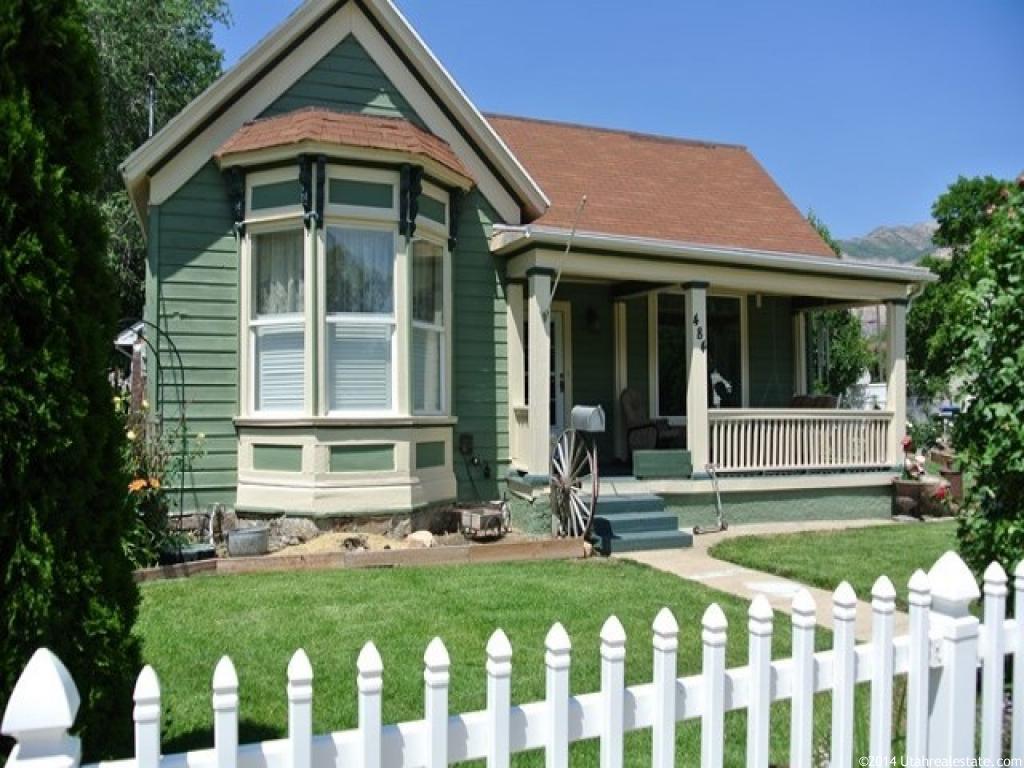 JUST SOLD!  Historic Lorin Farr Neighborhood Victorian