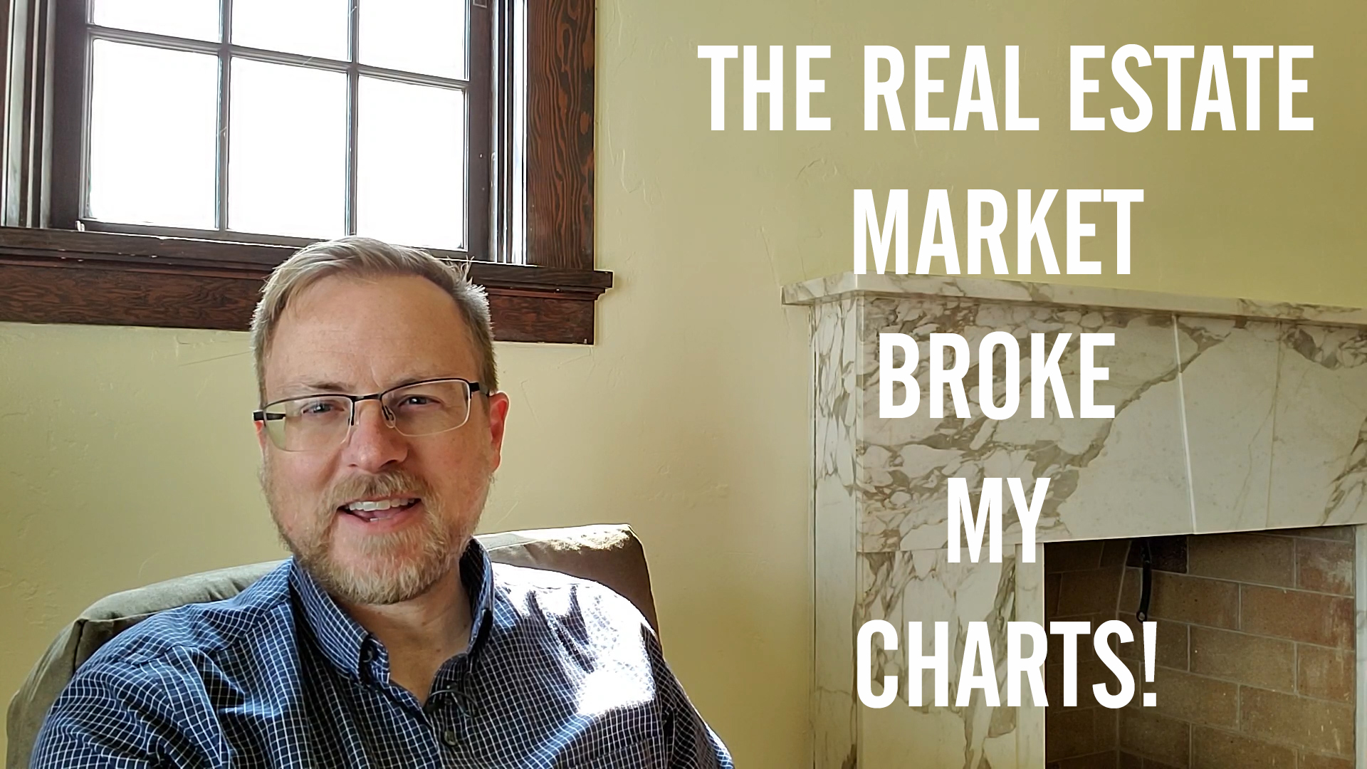 VIDEO: Northern Utah Real Estate Market Update – March 2021 – The Market Broke My Charts!