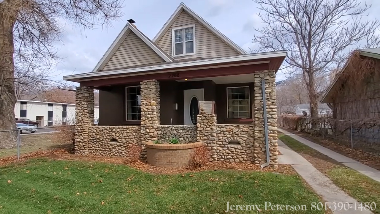 VIDEO: REALTOR JOURNAL – Legacy Ogden Homestead