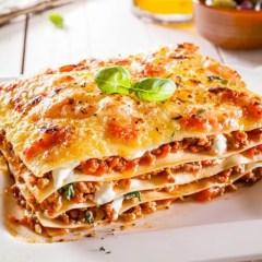 MADKLUB UGE 41 – Lasagne italienne