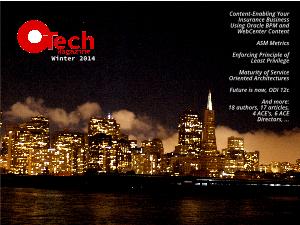OTech Magazine Winter 2014