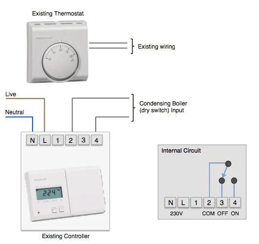 honeywell rth221b1000 wiring diagram physics energy flow r845a tecumseh compressor ~ elsalvadorla