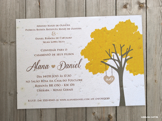 convite_casamento_abelha catita