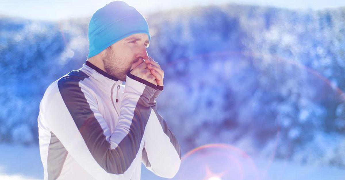Come vestirsi per correre in inverno senza ammalarsi