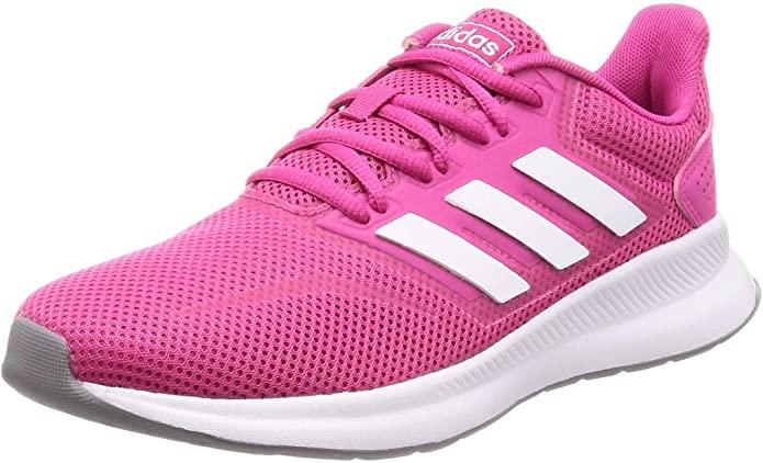 Scarpe da running economica adidas Runfalcon da Donna, rosa