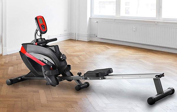 miglior vogatore per glutei e cosce SportPlus per Casa con Sistema Frenante Magnetico