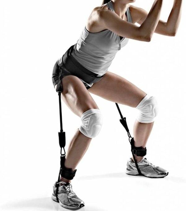 Ueasy - Attrezzo da salti per allenare forza e agilità delle gambe