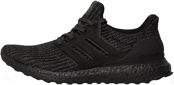 adidas Ultraboost, Scarpe da Trail Running Uomo black-cblack