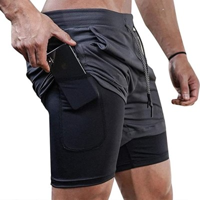 Acquista su Amazon Pantaloncini running con tasche