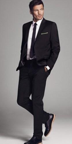 vestito uomo stile pantaloni uomo