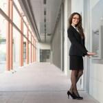 tailleur donna ufficio