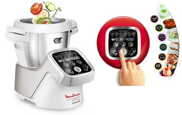 Robot da cucina Moulinex potenza multifunzione il catalogo