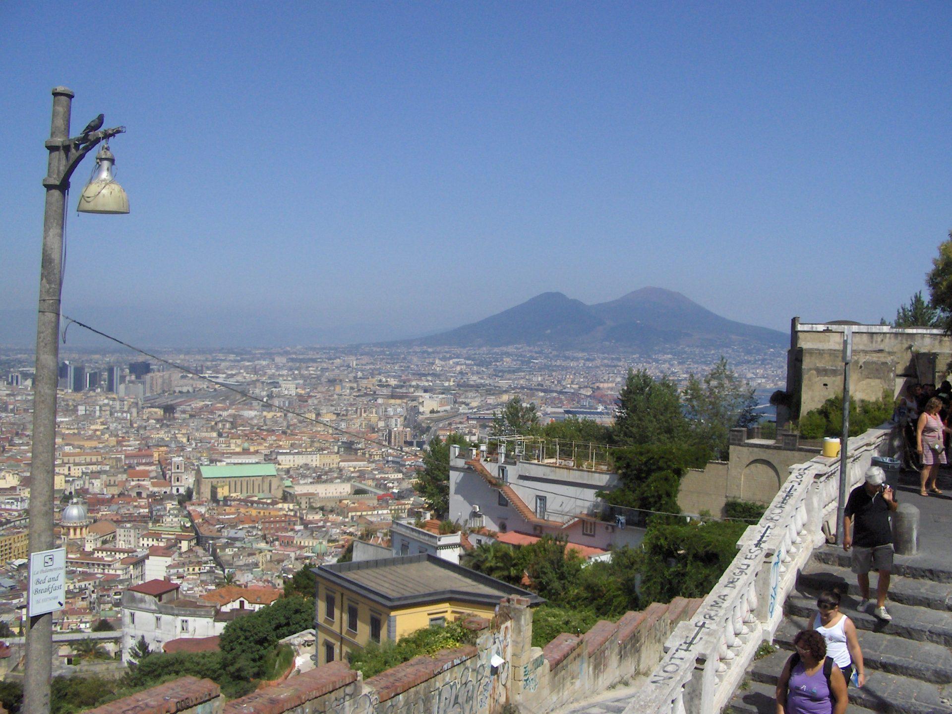 Terrazza Vesuvio