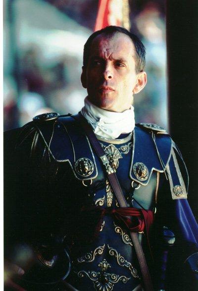 Lattore del film Il Gladiatore pazzo di Napoli la mia citt preferita