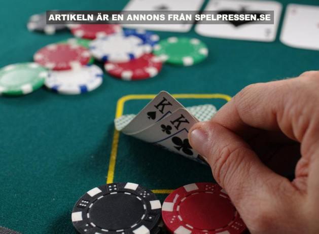 Ofrihet bland online casinon .Foto: Michal Parzuchowski. Licens: Unsplash.com