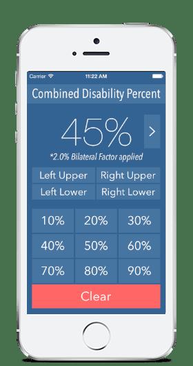 Sensational Vetcalc Veteran Combined Disability Calculator Best Image Libraries Weasiibadanjobscom