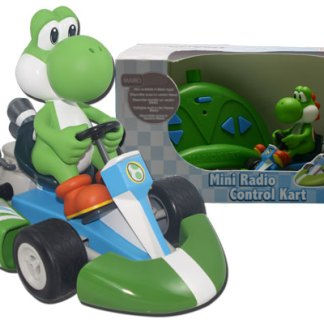 Yoshi Mini Kart Wii Radio Control ready to race