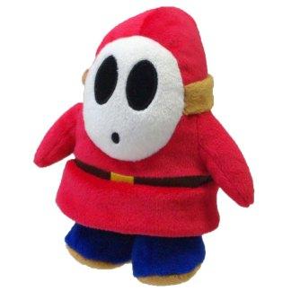 Maskass Mario Bross Plush 14cm