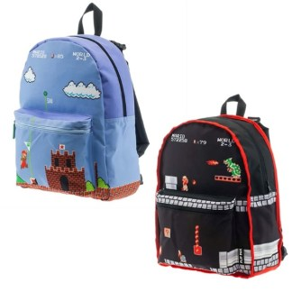 Nintendo Game Field Reversible Backpack