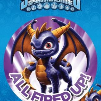 Skylanders all Fired Up! Sticker VC0143